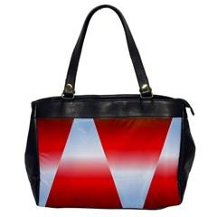 Christmas Pattern Office Handbags