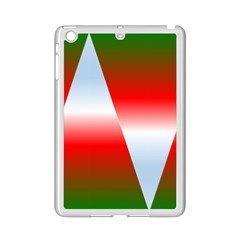 Christmas Pattern iPad Mini 2 Enamel Coated Cases