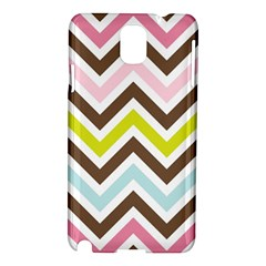 Chevrons Stripes Colors Background Samsung Galaxy Note 3 N9005 Hardshell Case