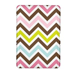 Chevrons Stripes Colors Background Samsung Galaxy Tab 2 (10.1 ) P5100 Hardshell Case
