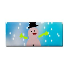 Christmas Snowman Cosmetic Storage Cases