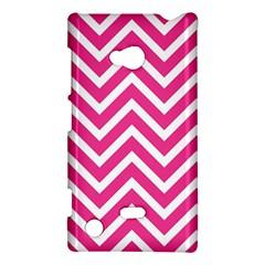 Chevrons Stripes Pink Background Nokia Lumia 720