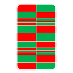 Christmas Colors Red Green Memory Card Reader