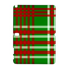 Christmas Colors Red Green White Galaxy Note 1