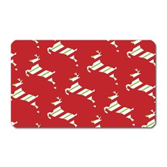 Christmas Card Christmas Card Magnet (Rectangular)