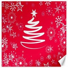 Christmas Tree Canvas 12  x 12