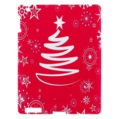 Christmas Tree Apple iPad 3/4 Hardshell Case