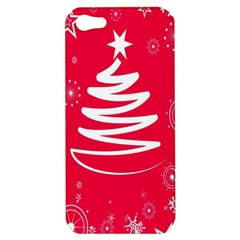 Christmas Tree Apple iPhone 5 Hardshell Case