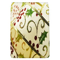 Christmas Ribbon Background Flap Covers (l)