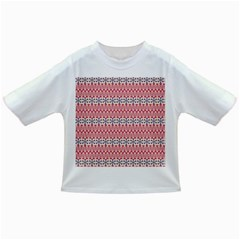 Christmas Pattern Vintage Infant/Toddler T-Shirts