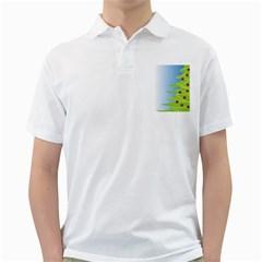 Christmas Tree Christmas Golf Shirts