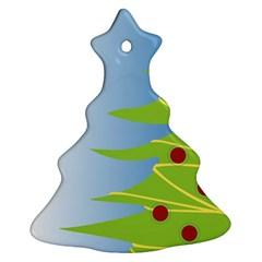 Christmas Tree Christmas Ornament (Christmas Tree)