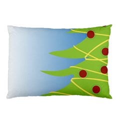 Christmas Tree Christmas Pillow Case (Two Sides)