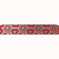 Christmas Wrap Pattern Small Bar Mats