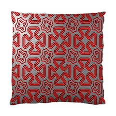 Christmas Wrap Pattern Standard Cushion Case (Two Sides)