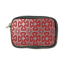 Christmas Wrap Pattern Coin Purse
