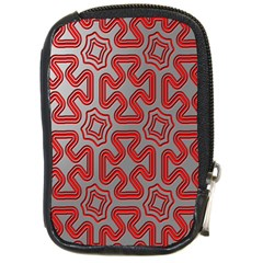 Christmas Wrap Pattern Compact Camera Cases