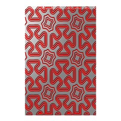 Christmas Wrap Pattern Shower Curtain 48  X 72  (small)