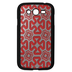 Christmas Wrap Pattern Samsung Galaxy Grand DUOS I9082 Case (Black)