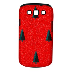 Christmas Time Fir Trees Samsung Galaxy S Iii Classic Hardshell Case (pc+silicone)