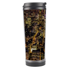 City Glass Architecture Windows Travel Tumbler