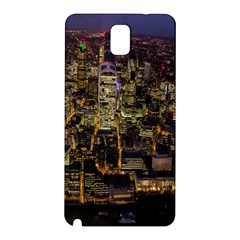 City Glass Architecture Windows Samsung Galaxy Note 3 N9005 Hardshell Back Case