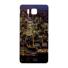 City Glass Architecture Windows Samsung Galaxy Alpha Hardshell Back Case