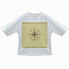 Compass Vintage South West East Infant/Toddler T-Shirts