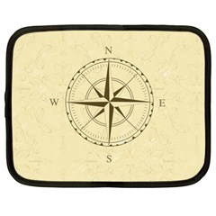 Compass Vintage South West East Netbook Case (XL)