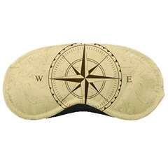 Compass Vintage South West East Sleeping Masks