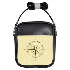 Compass Vintage South West East Girls Sling Bags