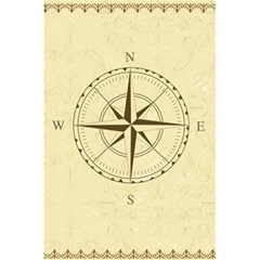 Compass Vintage South West East 5.5  x 8.5  Notebooks