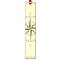 Compass Vintage South West East Large Book Marks
