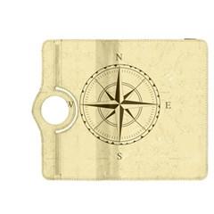 Compass Vintage South West East Kindle Fire Hdx 8 9  Flip 360 Case