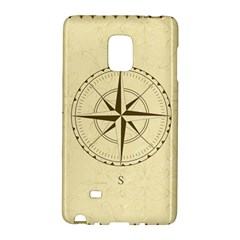 Compass Vintage South West East Galaxy Note Edge