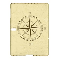 Compass Vintage South West East Samsung Galaxy Tab S (10.5 ) Hardshell Case