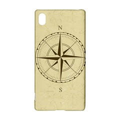 Compass Vintage South West East Sony Xperia Z3+