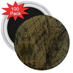 Complexity 3  Magnets (100 pack)