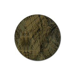 Complexity Rubber Round Coaster (4 pack)
