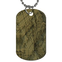 Complexity Dog Tag (One Side)