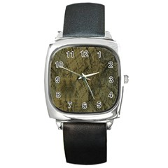 Complexity Square Metal Watch