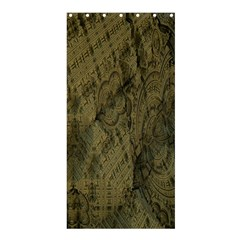 Complexity Shower Curtain 36  x 72  (Stall)