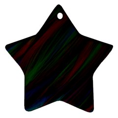 Dark Background Pattern Ornament (Star)