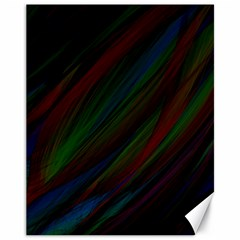 Dark Background Pattern Canvas 11  X 14