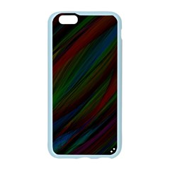 Dark Background Pattern Apple Seamless iPhone 6/6S Case (Color)