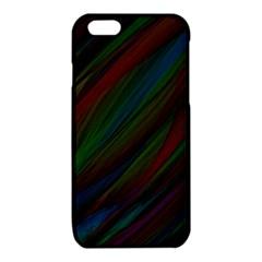 Dark Background Pattern iPhone 6/6S TPU Case