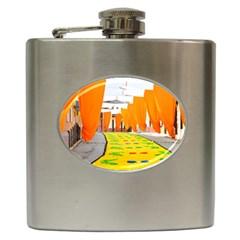 Corpus Torrenueva Procession Hip Flask (6 oz)
