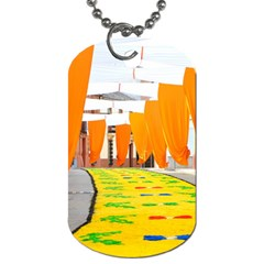 Corpus Torrenueva Procession Dog Tag (Two Sides)