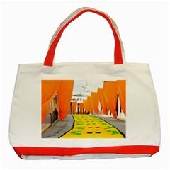 Corpus Torrenueva Procession Classic Tote Bag (Red)