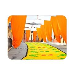 Corpus Torrenueva Procession Double Sided Flano Blanket (Mini)